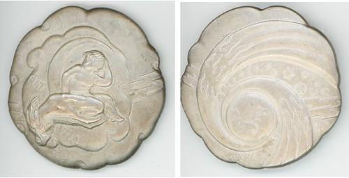Anthony De Francisci Creation medal