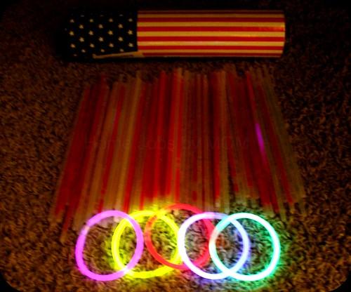 super bright glow sticks