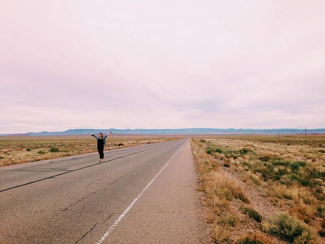 arizona open roads