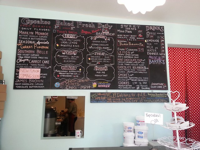 Sugar mama's Bakeshop in Austin TX