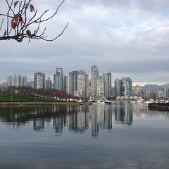 Good night from Vancouver....