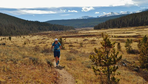 Running Down Colorado Trail
