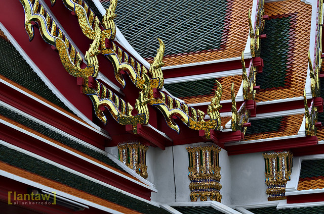 Ornate Roof