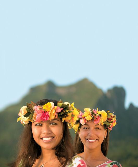 Tahiti and The Society Islands