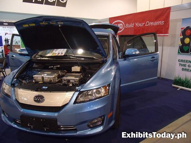 BYD Model car