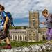 Saint David's, Pembrokeshire, pays de Galles