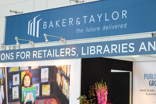 Baker & Taylor - Frankfurt Buchmesse 2014