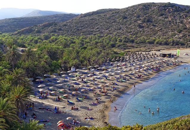 Vai, Crete, Greece