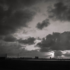Akranes skyline