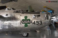 44-51228 - 6083 - IWM Imperial War Museum - Consolidated B-24M Liberator - 061112 - Duxford - Steven Gray - CRW_0210