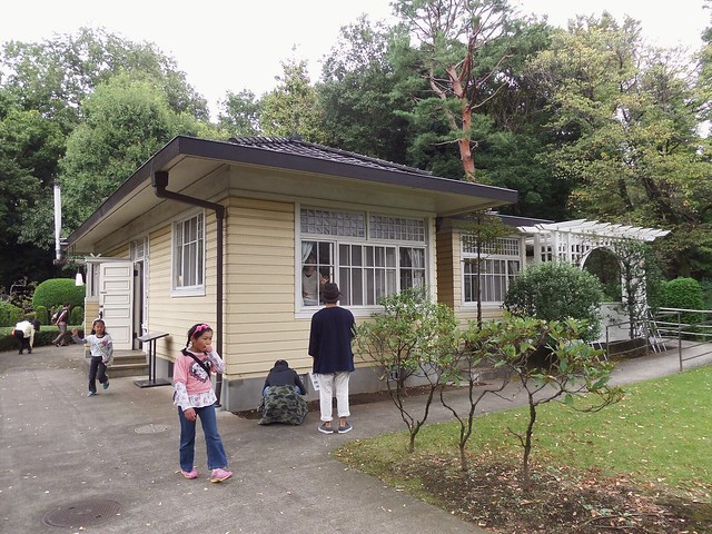 House of Okawa in Den'enchofu