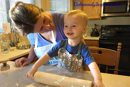 10-10-14 Caden - Biscuit Making