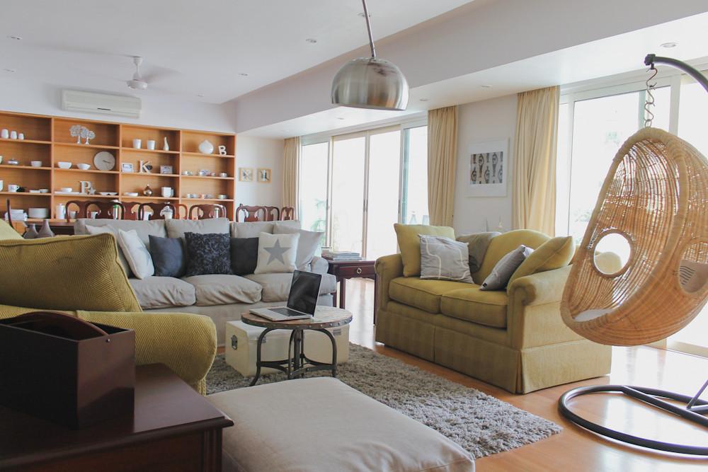 Living Room Work Space-4