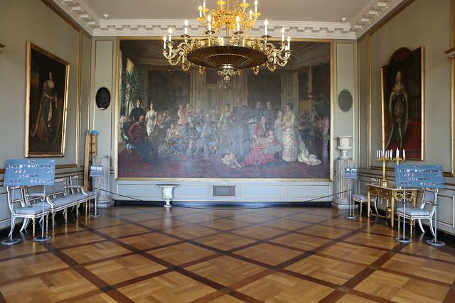 Christiansborg Palace Fredensborg Room