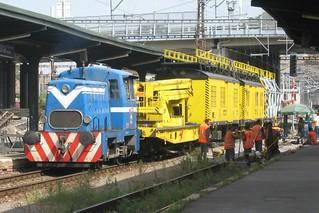T211 ČD Praha Masarykovo nádraží 23.08.07