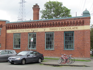 Theo Chocolate Factory