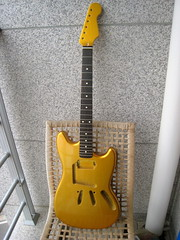 guitar mill body and neck