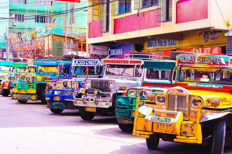 15394930377 cc673420d3 c Unique Modes of Transportation in the Philippines
