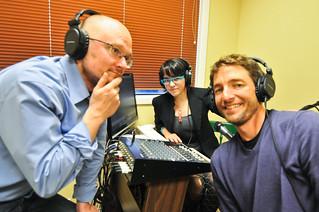 BikePortland Podcast crew
