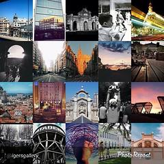 """Muchísimas gracias @igersgallery y @espacioftef por  haber seleccionado mi fotografía """"Fantasmas de la Gran Via""""** como una de las ganadoras de #MadridOn #MadridOff, para ser exhibida en Espacio Fundación Telefónica Madrid - Cultura Siglo 21 -  de Madrid!"""