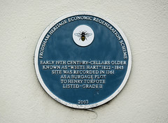 Photo of Blue plaque number 32907