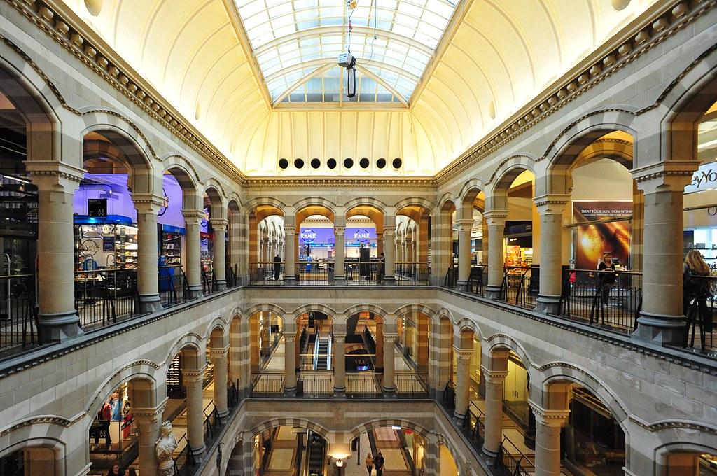 (Explored) Magna Plaza, Amsterdam, Netherlands, 329
