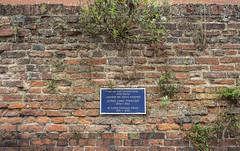 Photo of Blue plaque № 32942