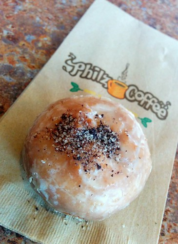 Cookie Crumble Donut