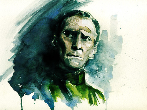 Moff Tarkin by Terry Cook