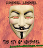 Guy Fawkes' Mask