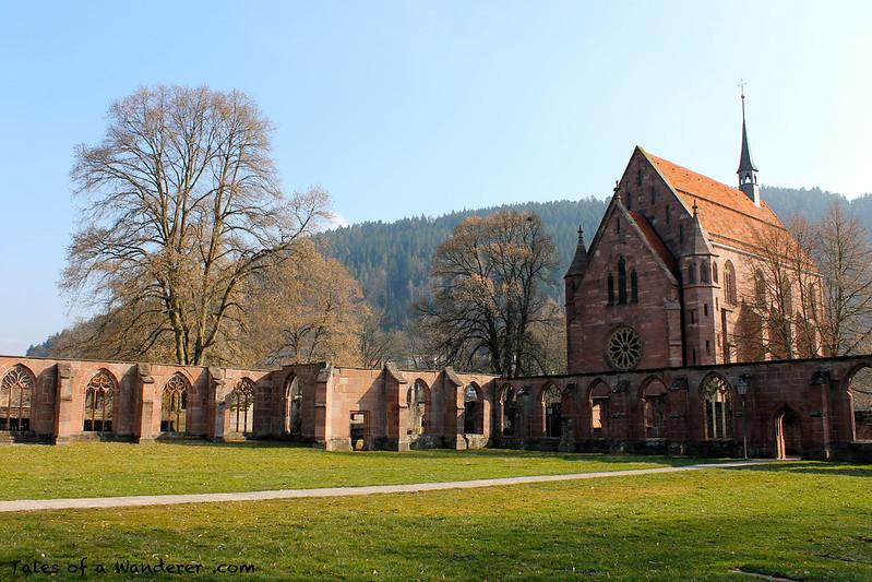 CALW - HIRSAU - Kloster Hirsau - Kreuzgang / Marienkapelle