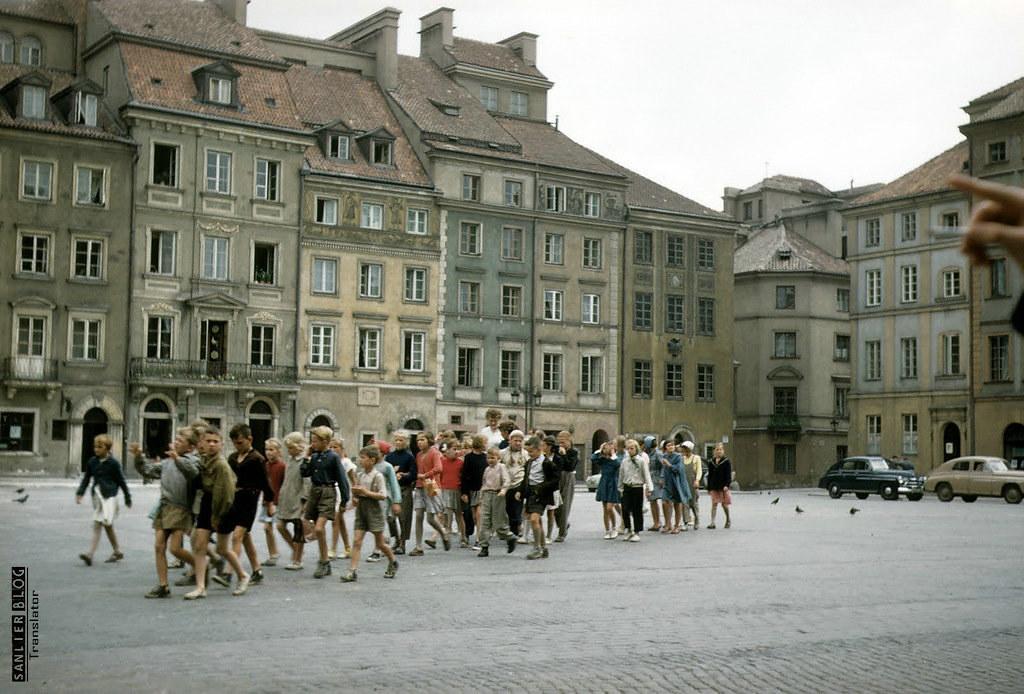 1958年华沙重建9