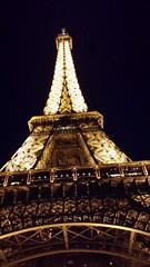 Tour Eiffel, Paris, France, 26 Octobre 2014