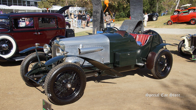 1924 Vauxhall Special