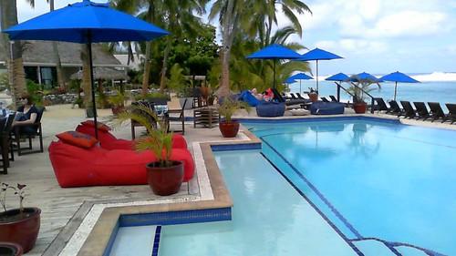 Cook Islands - Umbrellas and Souks6