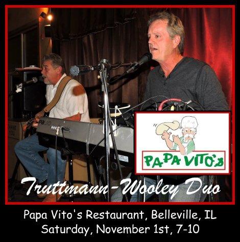 Truttmann-Wooley Duo 11-1-14