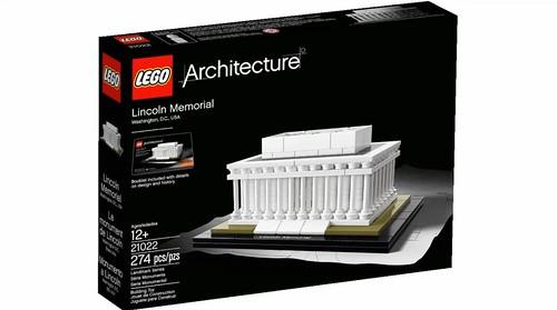 LEGO Architecture 21022