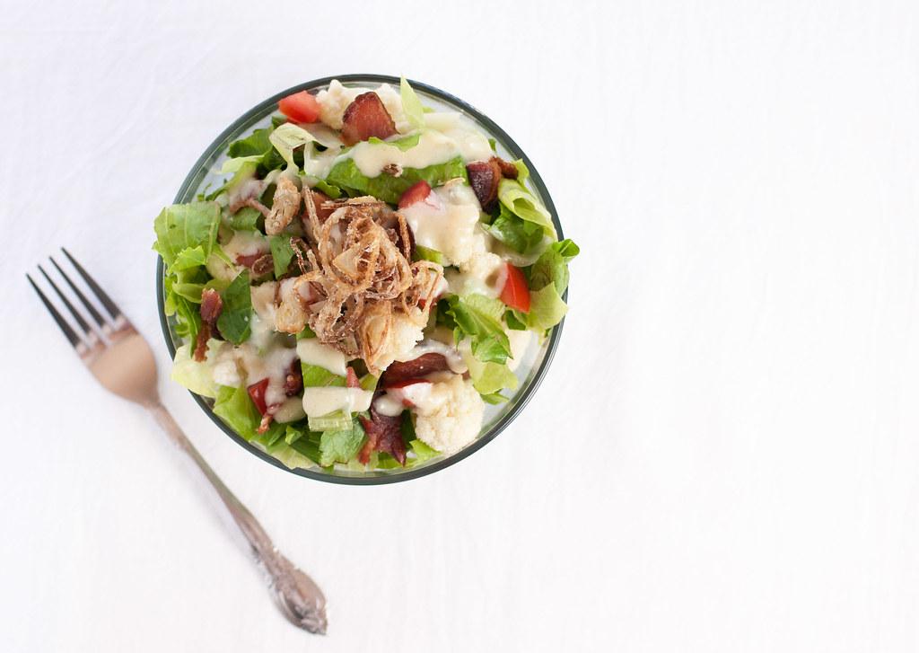 BLT salad 2