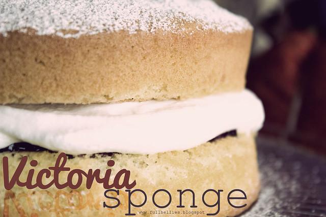 Victoria Sponge