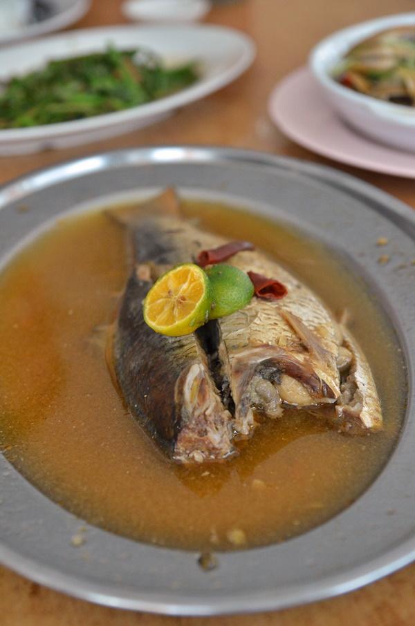 Asam Ikan Terubok