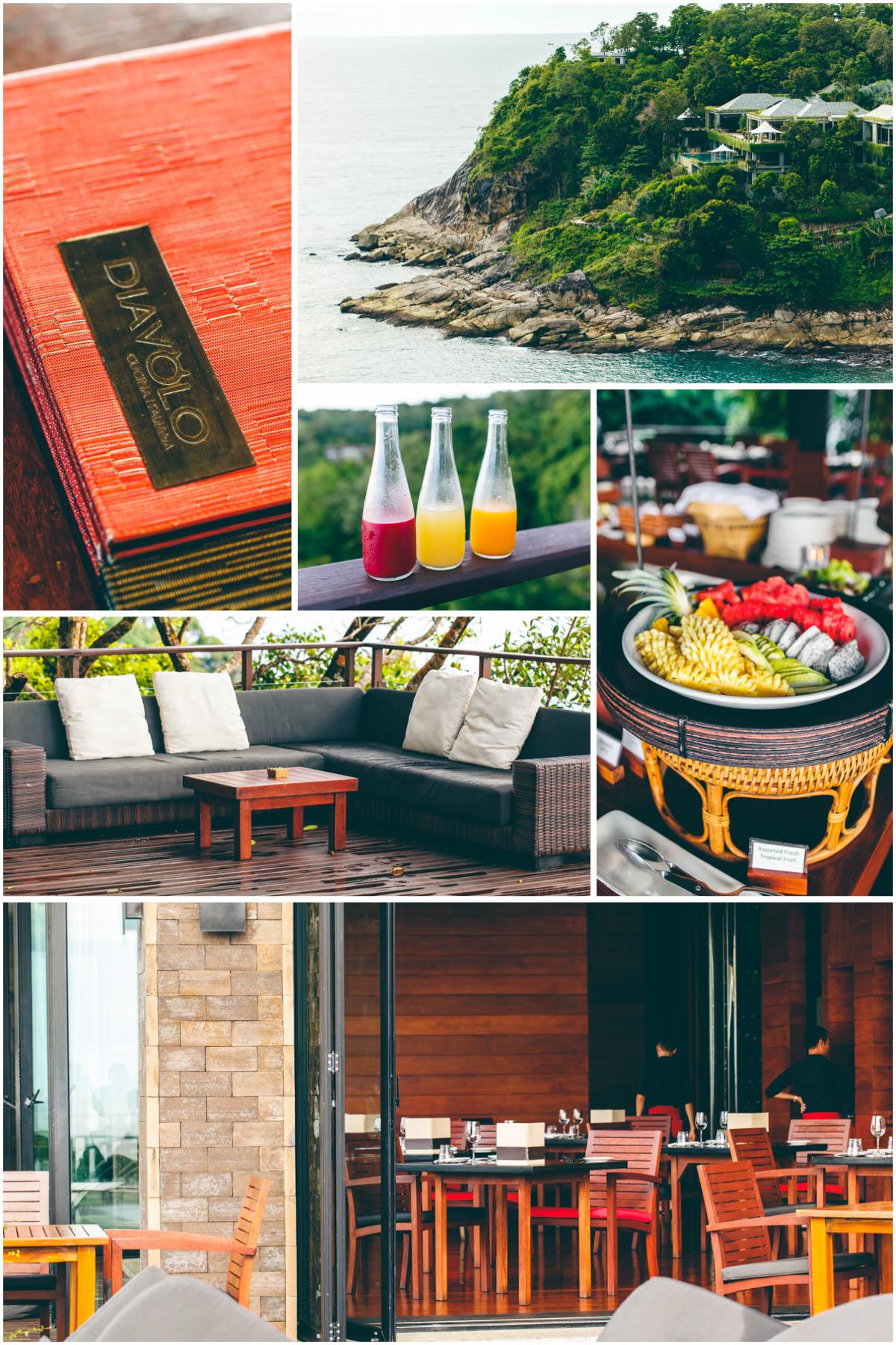 Paresa Phuket Dining
