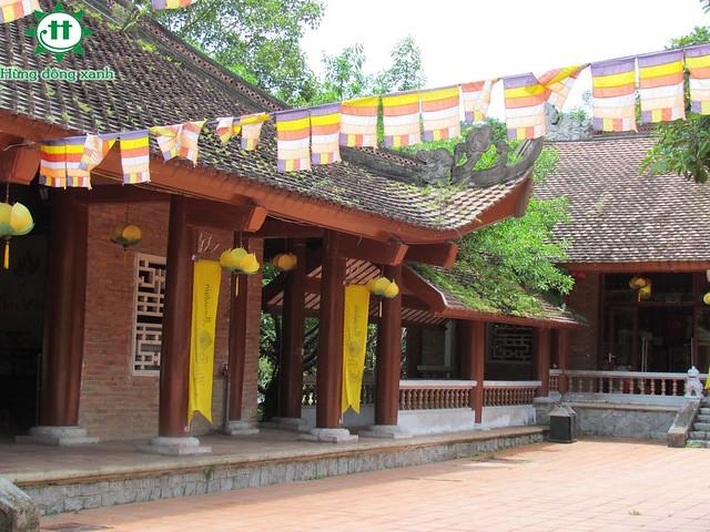 Núi Thiêng Yên Tử