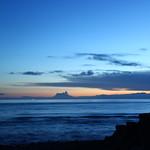 Der Himmel und das Meer