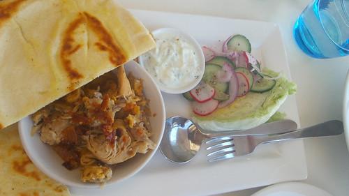 Pork Gyro (Yiros)