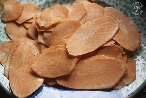 Chips de boniato al horno www.cocinandoentreolivos.com (6)