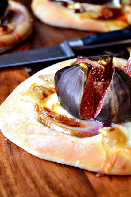 Recipe for Fig Pizza