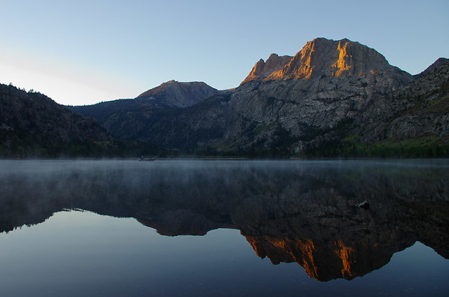 [露營去] Twin Lakes, California