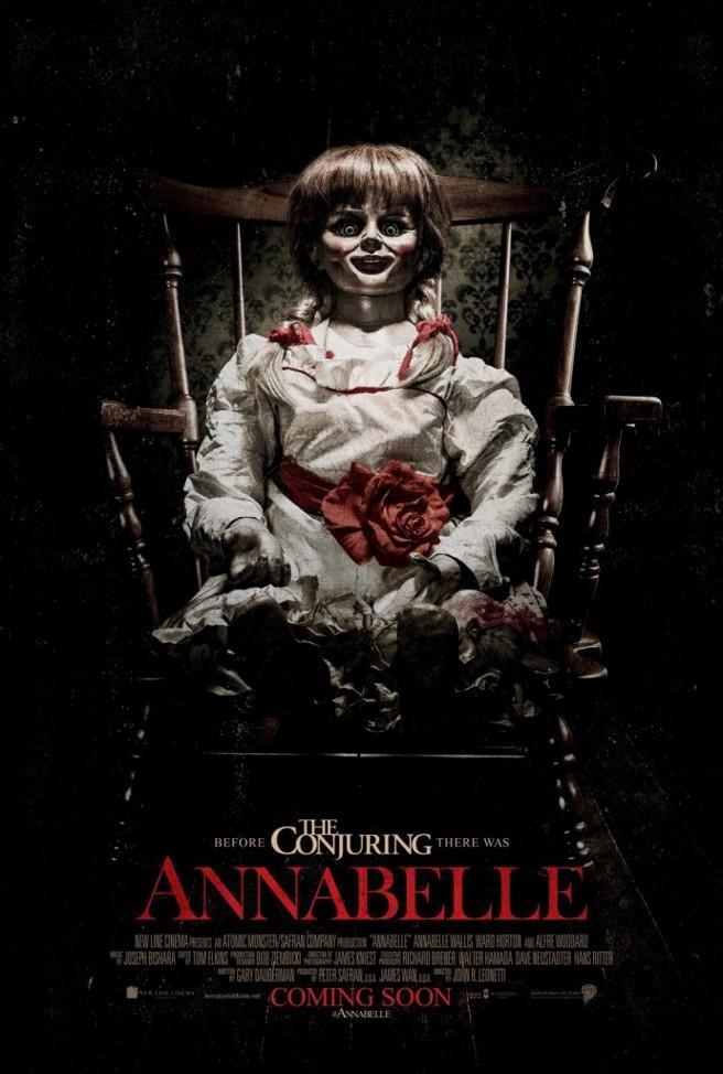 Búp Bê Quỷ Ám - Annabelle (2014)