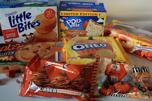 I love pumpkin!!!