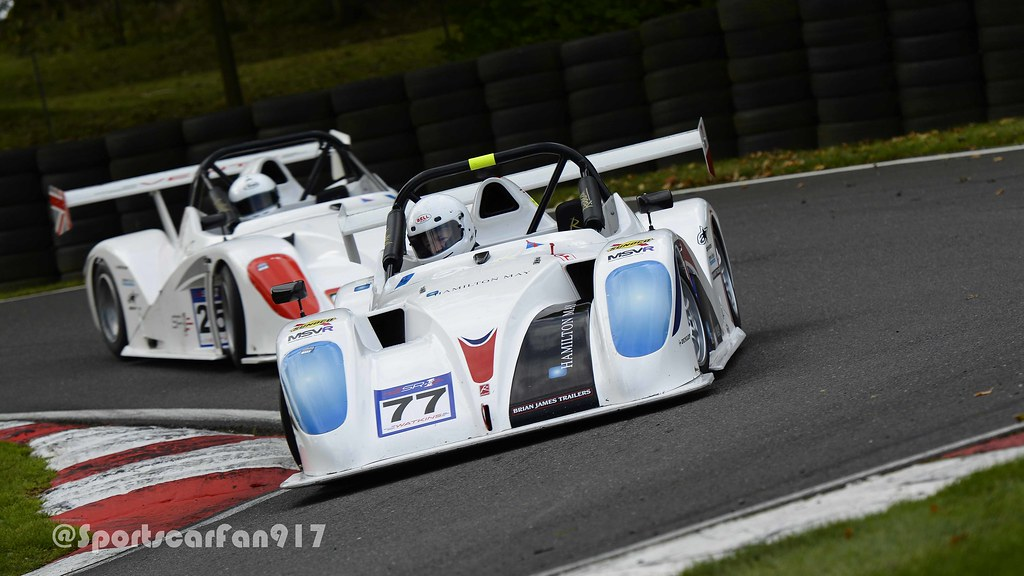 Robert Watkins - Radical SR1 (Radical SR1 Cup) | Please do n